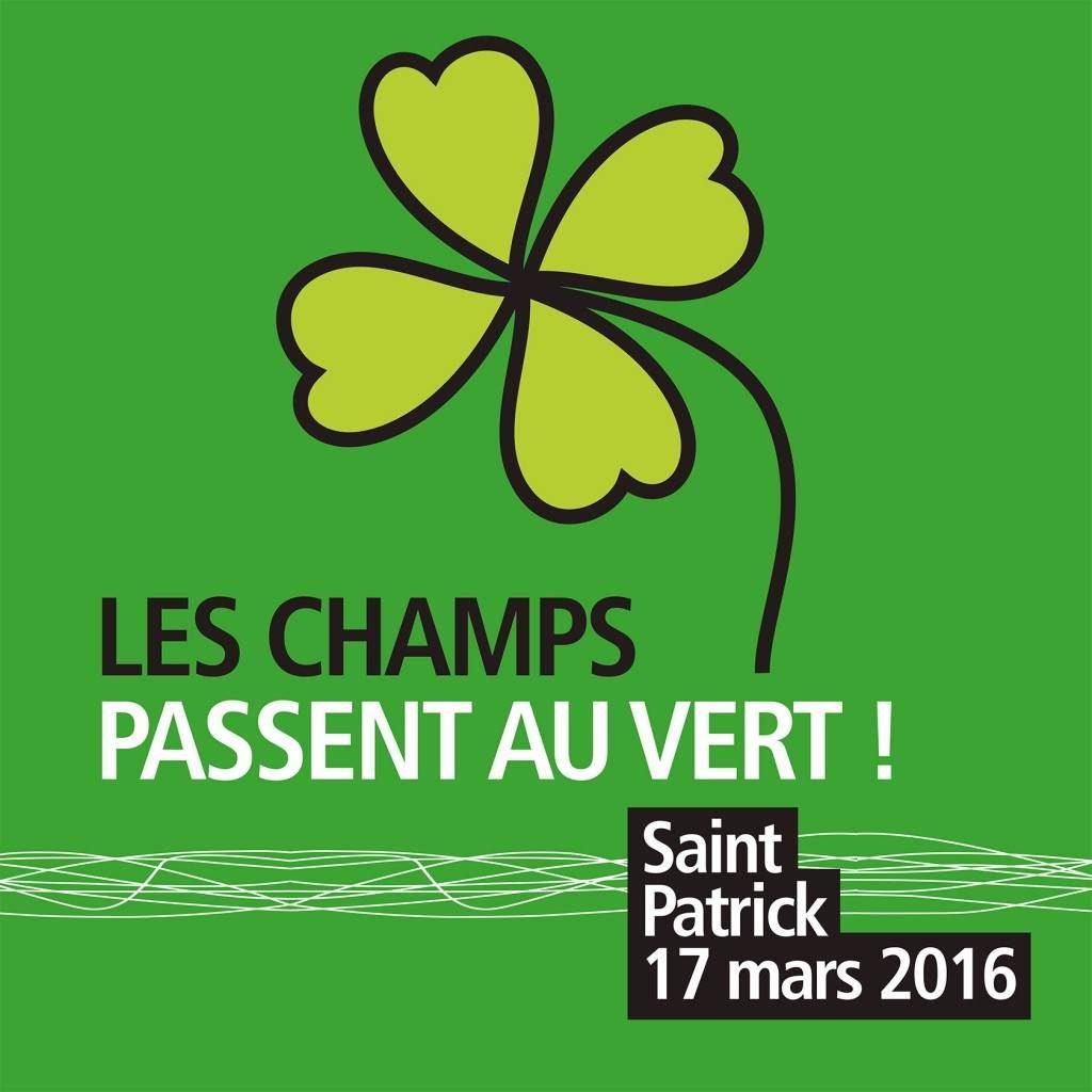 Visuel Les Champs Saint-Patrick