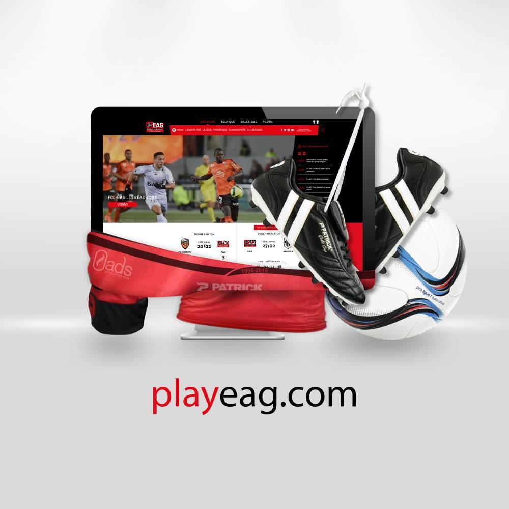 Site internet playeag.com