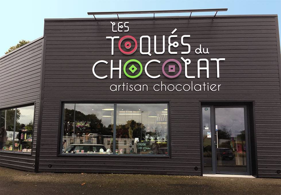 Boutique Les Toqués du chocolat- Artisan chocolatier